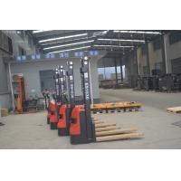 Wholesale 1T DC/24V Full Electric Stacker Trolley with 3m Lifting Height cost not more than 2000USD from china suppliers