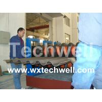 Wholesale Steel Silo Corrugated Profile Roll Forming Machine from china suppliers