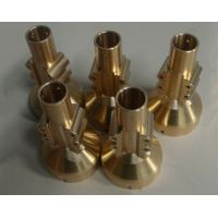 Quality Brass , Bronze , Copper CNC machined part precision Lathe machined parts for sale