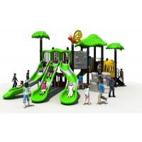 Wholesale Green Children Outdoor Playground Equipment ,KAI QI Kids Playground Slide from china suppliers