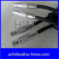 Wholesale 6 pin cable assembly lemo connector from china suppliers
