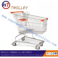 Wholesale Supermarket Wire Shopping Trolley from china suppliers