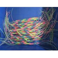 Wholesale Rainbow color slim durable plastic spring string coil cords without end just straight line from china suppliers