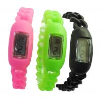 Wholesale Water Resistant Silicone Ion Bracelet Sports Watch For Children from china suppliers