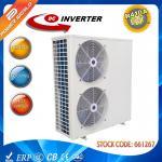 50Hz 220V High COP Heat Pump , R410A Refrigerant DC Inverter Water Heater Pump