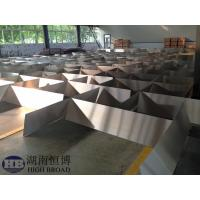 Wholesale Bare Magnesium Metal Sheet Plate for engraving industry , 1800mm Length from china suppliers