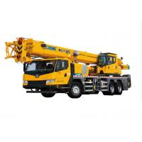 Wholesale 35t Hydraulic Mobile Crane , XCT35 XCMG telescopic truck crane from china suppliers