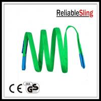 Wholesale Polyester Duplex Flat Webbing Sling , Eye to Eye Sling from china suppliers