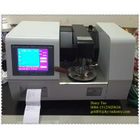 Wholesale Automatic D93 Pensky-Martens Closed Cup Flash Point Tester from china suppliers