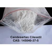 China Pharmaceutical Intermediate Candesartan Cilexetil Powder CAS: 145040-37-5 Used For Anti-hypertension on sale