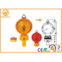 Wholesale LED Traffic Safety Equipment Vehicle Strobe Warning Lights Single Side Flash Red Amber from china suppliers