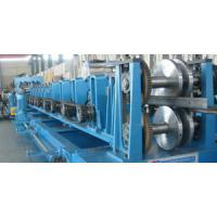 Wholesale C80-300 C Purlin Roll Forming Machine , Quick Change Size Steel Roll Forming Machine from china suppliers