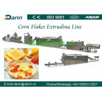 Wholesale Automatic Corn flake / maize flakes making machine with rice , oats , wheat flour from china suppliers