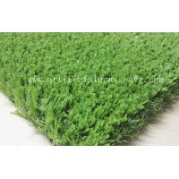 Wholesale None Infill Artificial Grass For Soccer Field With High Dtex Slit Film from china suppliers