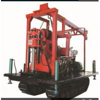 Quality skid mounted Crawler Exploration Engineering Prospecting Drilling Rig for sale