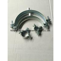 Non - Conductive Clamp On Pipe Fittings For Pipeline Waterworks Industry