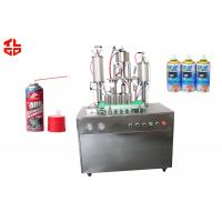 Wholesale Anti Rust Spray Aerosol Filling Machine from china suppliers