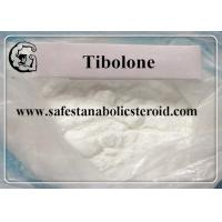 Wholesale Livial / Tibofem / Tibolone Raw Steroid Powders Acetate Synthetic Estrogenic for Anti Aging from china suppliers