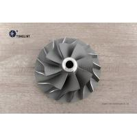 Wholesale HT3B 73.5mmX109mm Balanced Compressor Wheel for Turbocharger from china suppliers