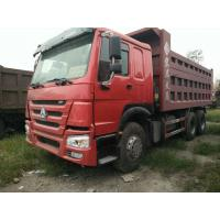 Wholesale used dumper truck  howo tipper truck sinotruck for sale from china suppliers