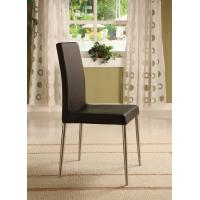 Comfort Ss Leather / Faux Leather Dining Chairs High Back Dining Chairs 500*590*800mm
