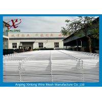 Wholesale Galvanized Wire Welded To Wire Mesh Fence Panel With 3D Fold For School from china suppliers
