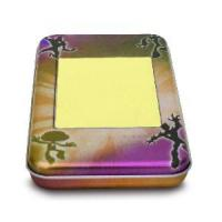 Wholesale Rectangle Tin (MF0015) from china suppliers