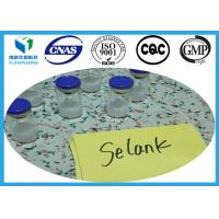 Wholesale Human Growth Hormone Peptides Selank 5mg/vial Improve Memory from china suppliers