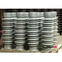 Wholesale High Voltage Ceramic Insulators UNC Pitch Grey / Brown / White Color from china suppliers