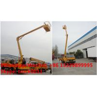 Wholesale 2018s China JMC LHD 12-16m aerial working platform truck for sale, Factory sale good price JMC overhead working truck from china suppliers
