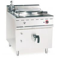 Wholesale JUSTA Gas Indirect Jacketed Boiling Pan Commercial Kitchen Equipments , Soup Cooker Machine from china suppliers
