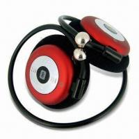 Wholesale Sport Style MP3 with Bluetooth headphone 2 IN 1 from china suppliers