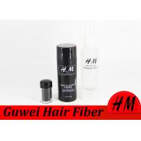 Wholesale 30g Refillable Prosthetic Hair Fibers , Mens Hair Filler Fibers Convenient from china suppliers