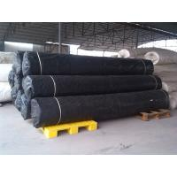 Wholesale Black Shrink Resistant Non Woven Fabric For Road / Concrete Slope from china suppliers