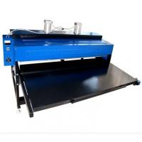 Buy cheap Max width pneumatic double sublimation machine HEAT PERESS SUBLIMATION MACHINE(FZLC-B4) from wholesalers