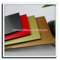 Wholesale 2mm 3mm 4mm Alucobond Panel /ACP/ACM/Aluminum Composite Panels with Nigeria SONCAP Certificate from china suppliers