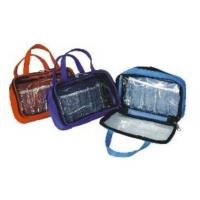 Wholesale clear PVC toilet kit bag from china suppliers
