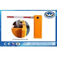 Wholesale Yellow Parking Remote Control Automatic Barrier Gate With Ce Certificate from china suppliers