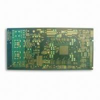 Wholesale 12-layer Immersion Gold PCB in White Legend Feature, with High TG from china suppliers