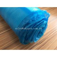 Wholesale Blue High Absorbent EPE Foam Sheet OEM Silent Flooring Underlay PE Film Laminating Floor from china suppliers