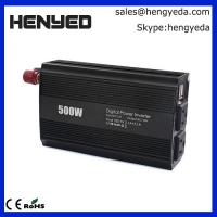Buy cheap Car Power Inverter 500W DC 12V to AC 110V connect with Car Battery Charger from wholesalers