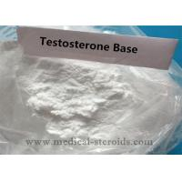 Wholesale Steroid Raw Powder Testosterone Base For Bodybuilder , Muscle Growth Steroid from china suppliers