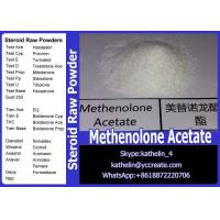 Wholesale Steroid Raw Powdder Methenolone Acetate / Primo A For Bodybuilding CAS 434-05-9 from china suppliers