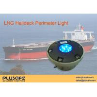 Buy cheap Blue LED TLOF Helideck Perimeter Light for LNG Shipboard , Die Casting Aluminum from wholesalers