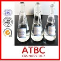 Buy cheap Safety Acetyl Tributyl Citrate Non Toxic Clear liquid Plasticizer For Medical Products from wholesalers