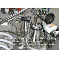 Wholesale Gasoline Milking Machine With Electric Motor / Dual Use Milking Machine from china suppliers
