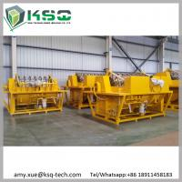 Wholesale Yellow 60m3 Rotary Vacuum Filter For Mining Wastewater Dewatering from china suppliers