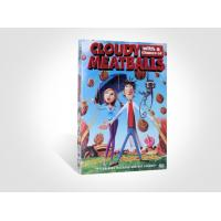 Wholesale Cloudy with a Chance of Meatball dvd movie children carton dvd movies with slip cover case from china suppliers