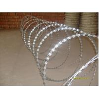 Wholesale Galvanized Concertina Razor Barbed Wire from china suppliers