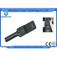 Wholesale High Sensitivity Super Scanner Hand Held Metal Detector Rental With 4 Level Optional from china suppliers